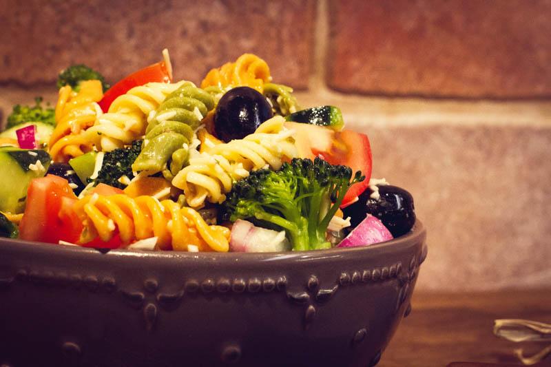 Corner bakery pasta salad recipe